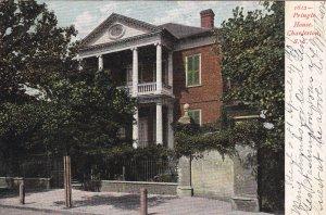 CHARLESTON, South Carolina, PU-1907; Pringle House