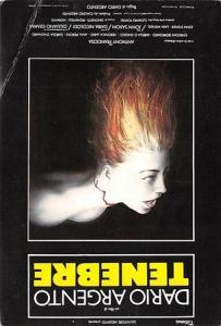 Dario Argento, Tenebre Movie Poster