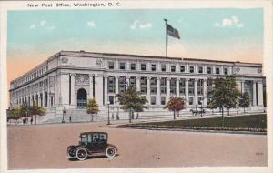 Washington D C The New Post Office