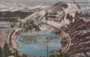 Colorado Yankee Doodle Lake and James' Peak 1913