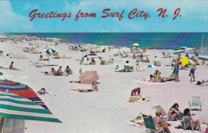 New Jersey Greetings From Surf City