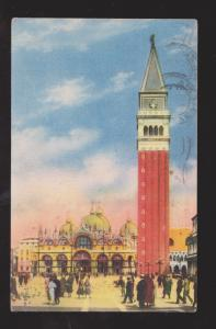 Church Of St Marco & Tower Bell, Venice, Italy - Used