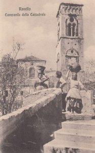 RAVELLO , Italy , 1900-10s ; Campanile della Cattedrale