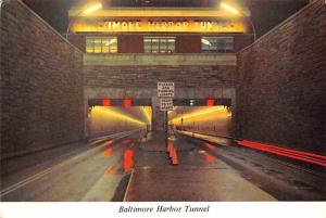 Baltimore Habor Tunnel -