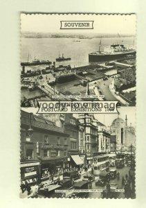 ex217 - Friendly Cities Postcard Exhibitions 1966 - postcard