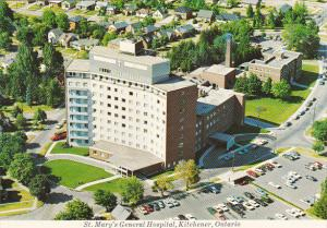 Canada St Mary's Hospital Kitchener Ontario
