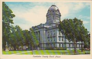 Illinois Kankakee County Court House