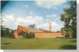 Midland, Michigan/MI Postcard, St John's Episcopal Church