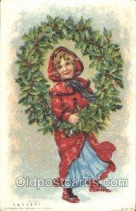 James Alfred (United States) Artist Signed Postcard Postcards P.C. 46 1909