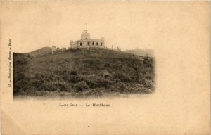 CPA AK INDOCHINA Lang-Giai Le Blockhaus VIETNAM (957193)