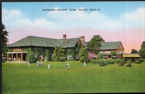 Ohio TOLEDO Inverness Country Club - LINEN