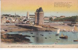 La Tour Solidor Et Le Fort Saint-Pere, SAINT SERVAN, France, 1900-1910s