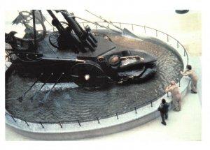 Art Assemblage Sculpture Postcard, Navigators by David Kemp EQ2