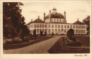 CPA AK FREDENSBORG Fredensborg Slot DENMARK (1118377)