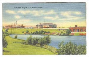 Municipal Airport, Des Moines, Iowa, 1930-1940s