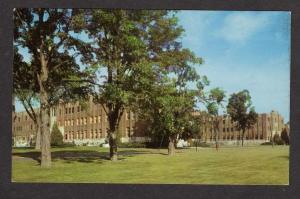 ME Psychiatric Neurological Hospital VA Veterans Togus Maine Postcard PC