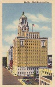 Mayo Clinic Rochester Minnesota Curteich