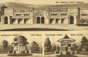indonesia, JAVA SEMARANG, Colonial Exhibition, Van Nelle, Behn Meyer, Expo 1914