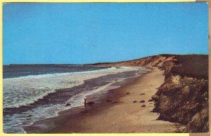 SURF AT SOUTH BEACH ON MARTHA'S VINEYARD ISLAND, MASS SEE SCAN  58