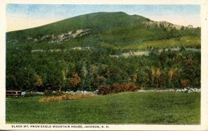 NH - Jackson. Black Mountain from Eagle Mountain House