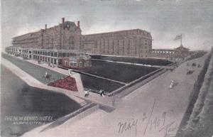 New Jersey Atlantic City The New Dennis Hotel