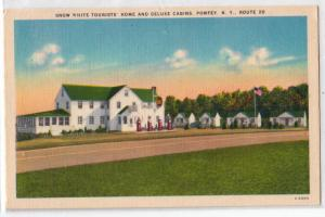 Snow White Tourist Home & Deluxe Cabins, Pompey NY