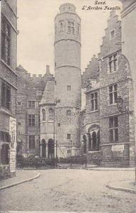 Belgium Gent Gand L'Arriere Faucille 1912