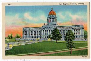 State Capitol, Frankfort KY