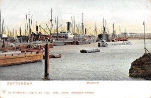 Maashaven Rotterdam Holland Unused