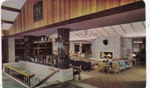 Canada Main Lounge Jasper Park Lodge