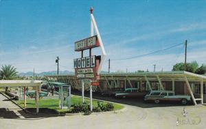 Desert Gem Motel , YUMA , Arizona , 50-60s