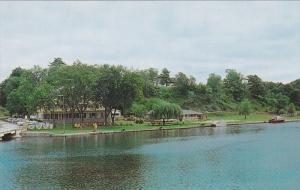 Main Lodge , JONES FALLS , Ontario , Canada , 50-60s