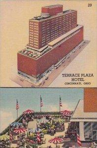 Ohio Cincinnati Terrace Plaza Hotel