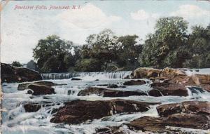 Rhode Island Pawtucket Falls 1907