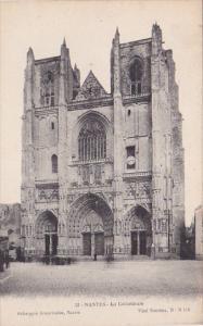 La Cathedrale, NANTES (Loire Atlantique), France, 1900-1910s
