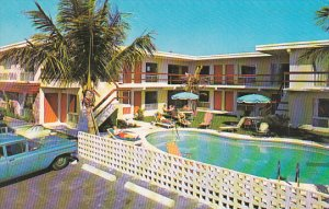 Silver Swan Resort Motel Pool Lauderdale By The Sea Florida
