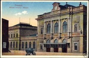 poland, PRZEMYSL, Dworzec Kolejowy, Railway Station 20s