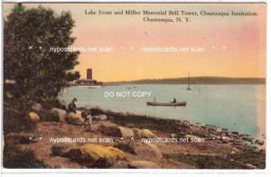 Lake & Miller Bell Tower, Chautauqua Institution, NY