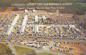 South Carolina Anderson Jockey Lot &  Farmers Market Flea Market