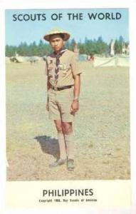Boy Scouts of the World,Philippines,40-60s