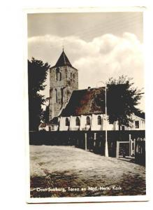 Real Photo, Church, Oost Souburg, Netherlands