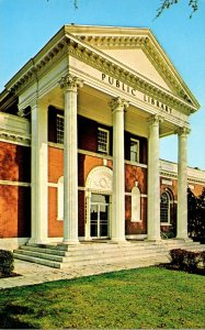 Connecticut Stamford Ferguson Public Library