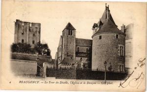 CPA BEAUGENCY - La Tour du Diable (270584)