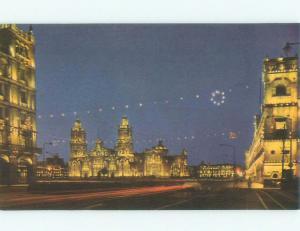 Pre-1980 NICE VIEW Mexico City Mexico i4056