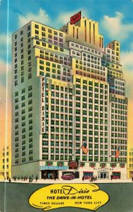 Postcard Hotel Dixie Times Square New York