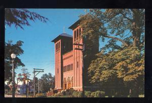Newton Centre, Massachusetts/MA/Mass Postcard, Sacred Heart Catholic Church