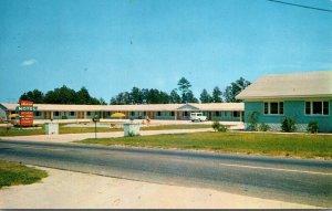 North Carolina Wilmnington Marion Motel & Restaurant
