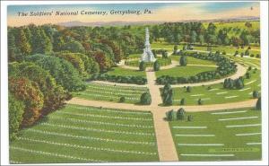 Soldiers National Cemetery, Gettysburg PA