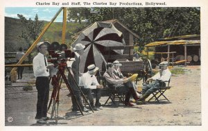 Charles Ray, Charles Ray Productions, Hollywood, CA, Early Postcard, Unused