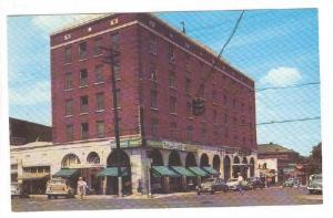 Hall Hotel, Mayfield, Kentucky, 40-60s